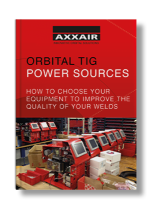 Handbook - Orbital TIG welding power sources